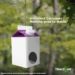 TracFone Perks: Unlimited Carryover® preview image